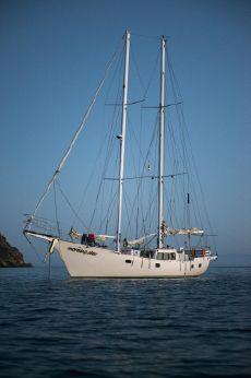 2000 Cecil Norris Staysail Schooner