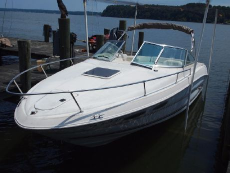 1999 Sea Ray 260 Overnighter