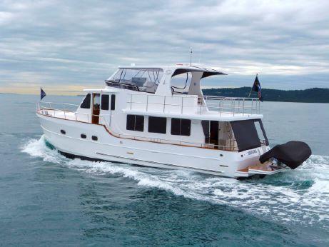 2017 Explorer Motor Yachts 50 Pilot House