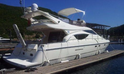 2005 Ferretti Yachts 460
