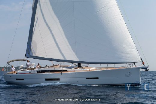 2017 Dufour Yachts 56 Exclusive