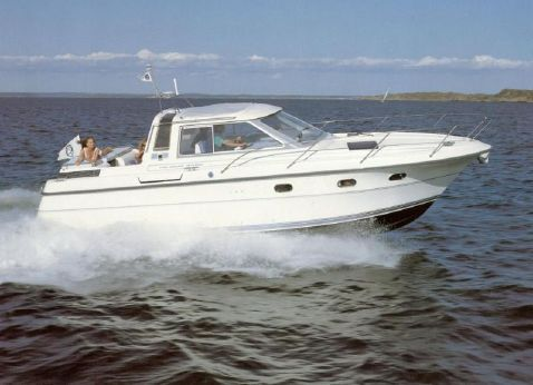 1988 Nimbus 3003