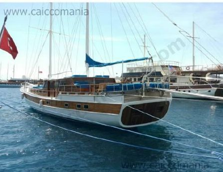 1997 Turkish Gulet MuglaO Ketch