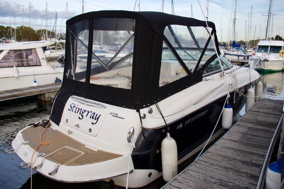 2007 Monterey 250 CR Power Boat For Sale