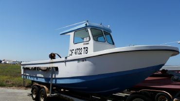 2002 Anderson Pilothouse