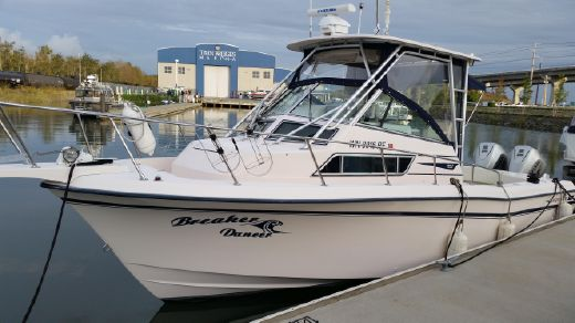 1996 Grady-White 272 Sailfish WA