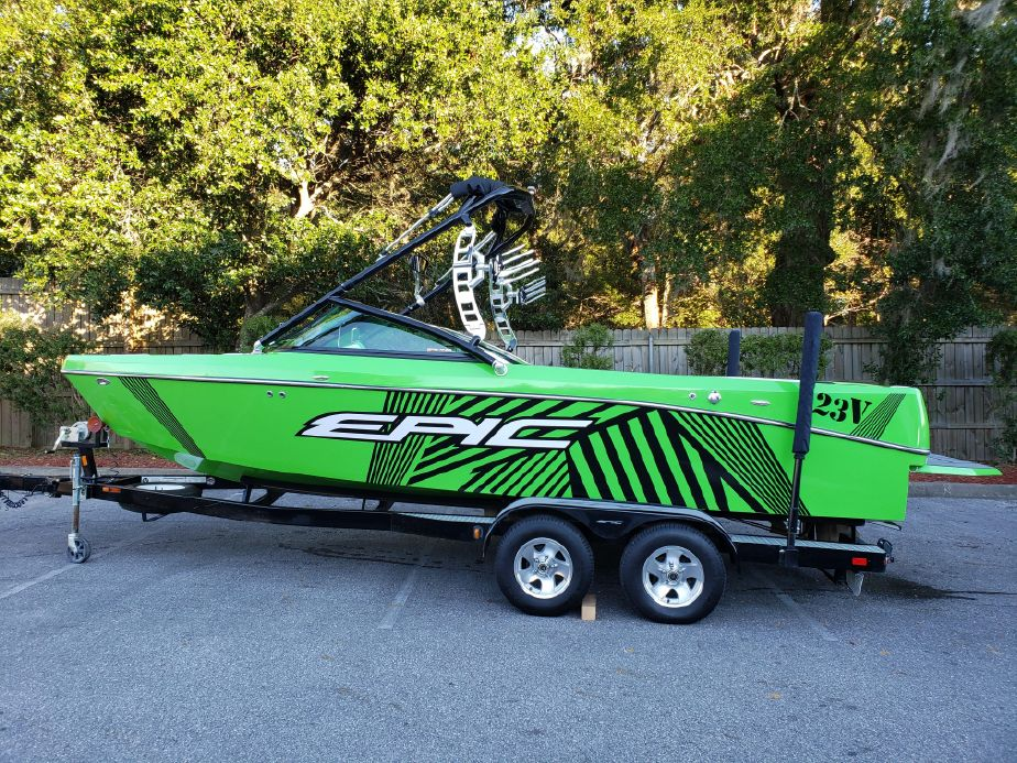 2016 Epic 23V Power New and Used Boats for Sale - au
