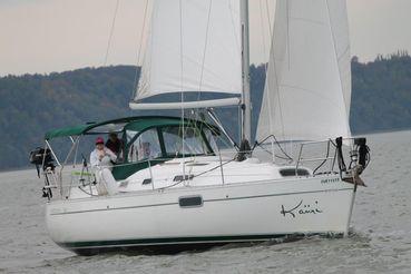 1997 Beneteau Oceanis 321