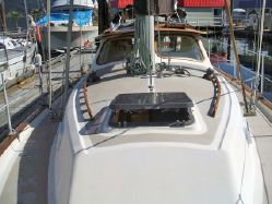 photo of  Custom Truant 33 Motorsailer