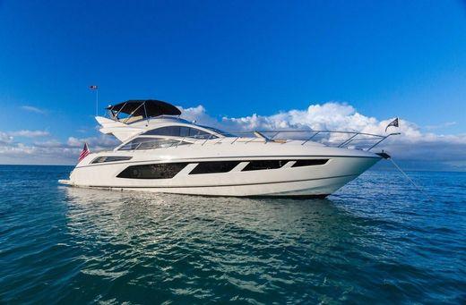 2018 Sunseeker 68 Sport Yacht