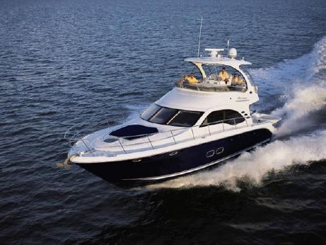 2006 Sea Ray 52 Sedan Bridge Immaculate Low Hrs