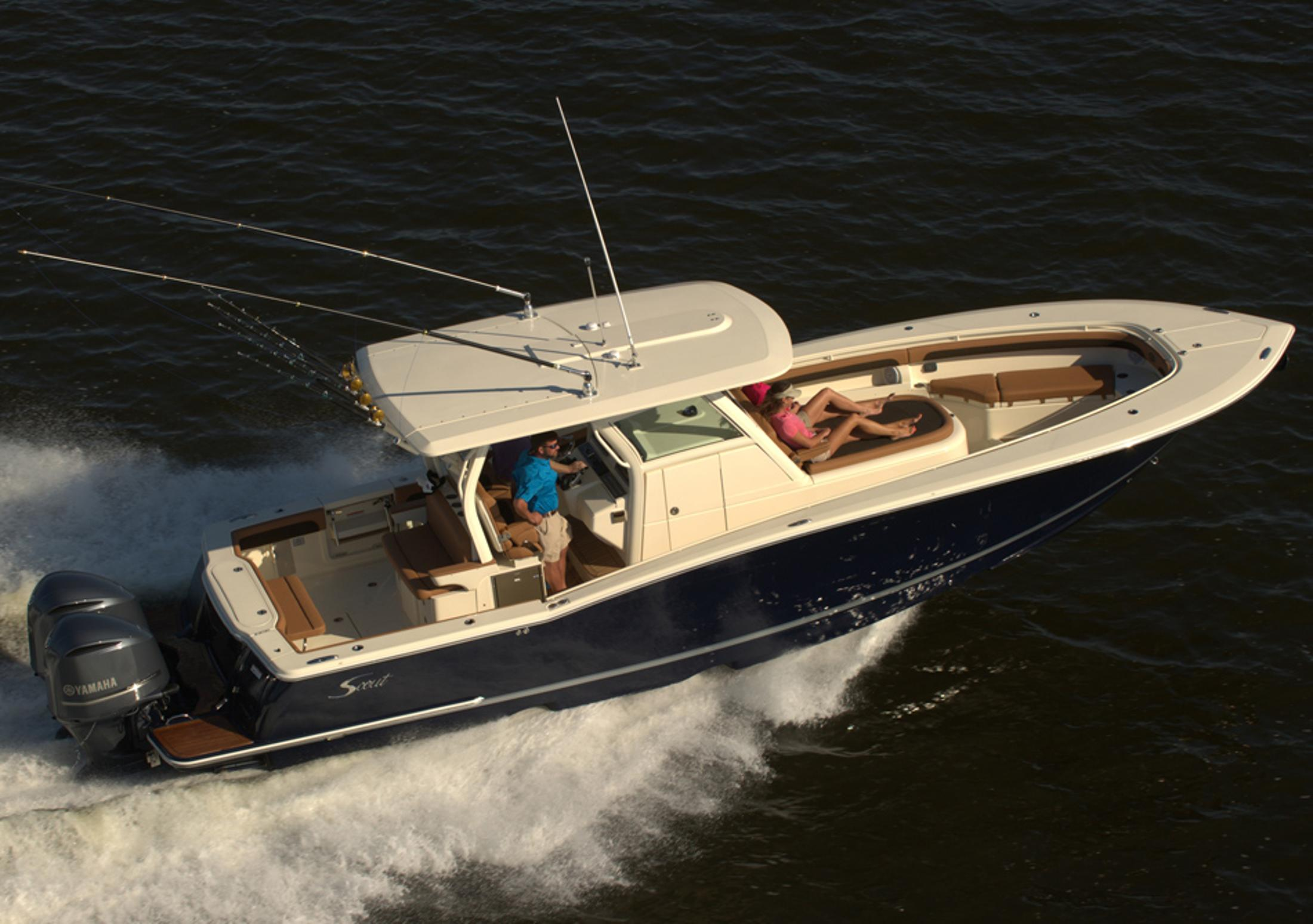Boats 35 Power For Sale In Somers Point NJ