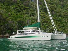 2005 Morrelli & Melvin Custom 50 Catamaran