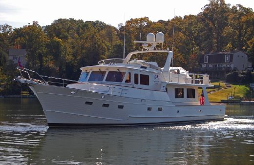 2006 Fleming 65 PHMY