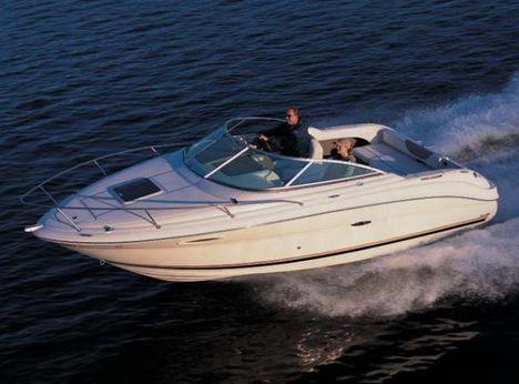 2008 Sea Ray 215 Weekender
