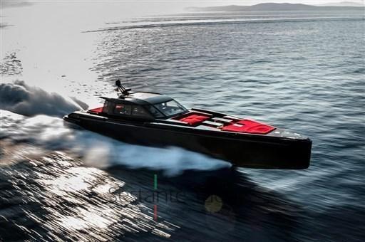 2013 Maori Yacht Maori 78