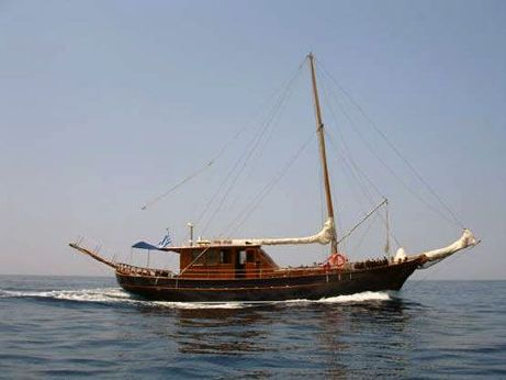 1993 Greek Traditional Motor Sailer