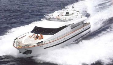 2003 Sanlorenzo 82