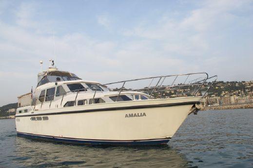 1990 Linssen 402 SX