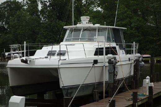 2002 Endeavour Catamaran Trawlercat 36