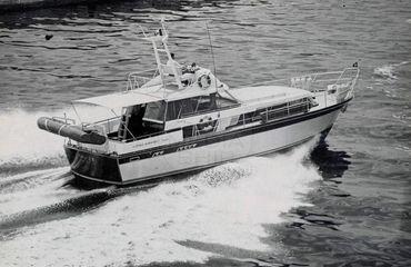 1964 Cantieri Di Pisa Super Polaris