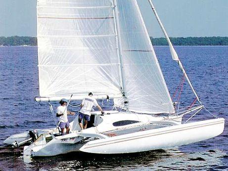 2001 Corsair 24 MkII