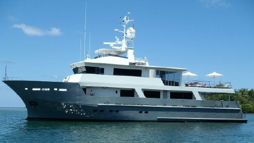 2004 Explorer Motor Yachts Tenix Defence