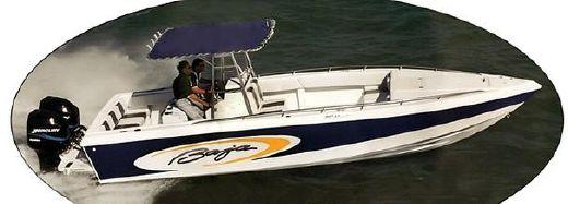 2000 Baja 280 Islander Outboard