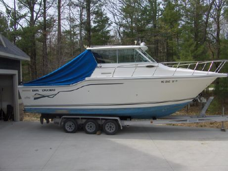 2001 Baha Cruisers 286 SF