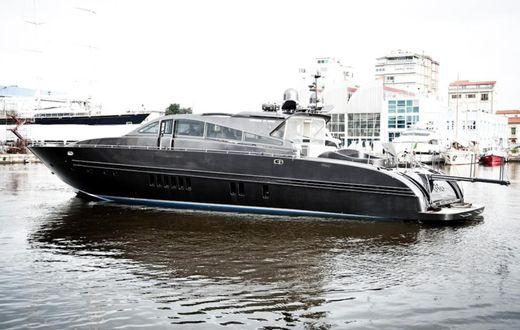 2003 Leopard 27 open