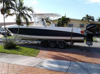 2006 Wellcraft 352 Scarab Sport