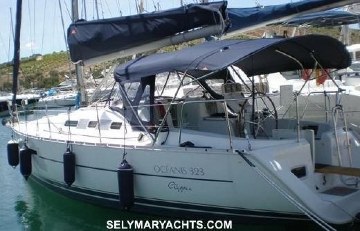 2006 Beneteau Oceanis 323 Clipper