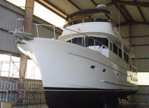 1981 Marine Trader 50' Trawler Yacht