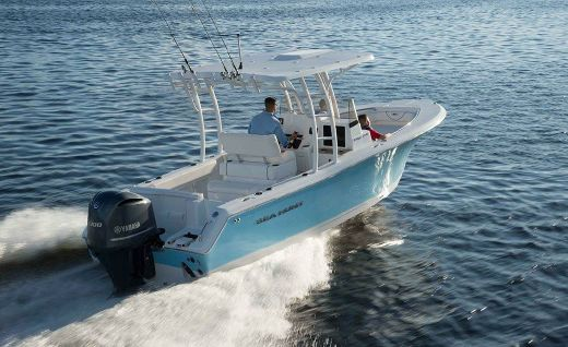 2017 Sea Hunt Edge 24