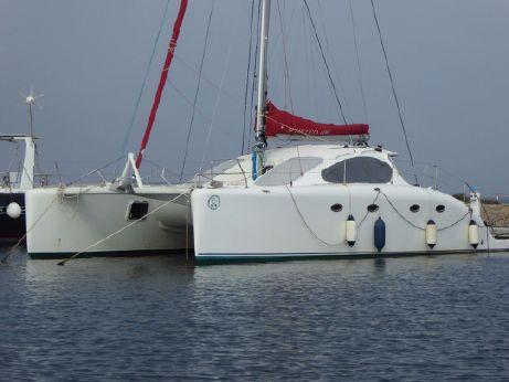 2011 Spirited Catamaran 420 Crossover