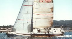 1999 Tancara Fast light displacement sloop