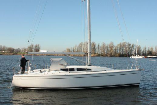 2010 Dehler 34 (34SV)