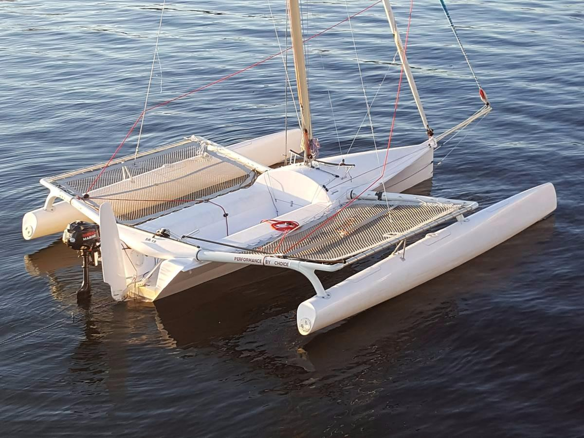 2017 Trimaran Sailboat Sail Boat For Sale - www.yachtworld.com