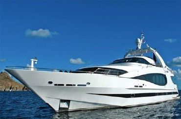 2003 Millennium Raised Pilothouse Yacht