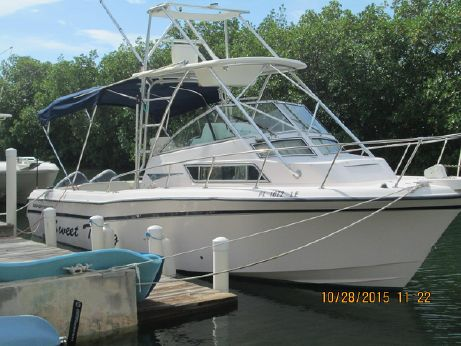 2000 Grady White 272 SAILFISH Walkaround