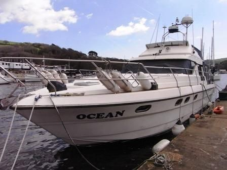 1984 Princess 45 Flybridge