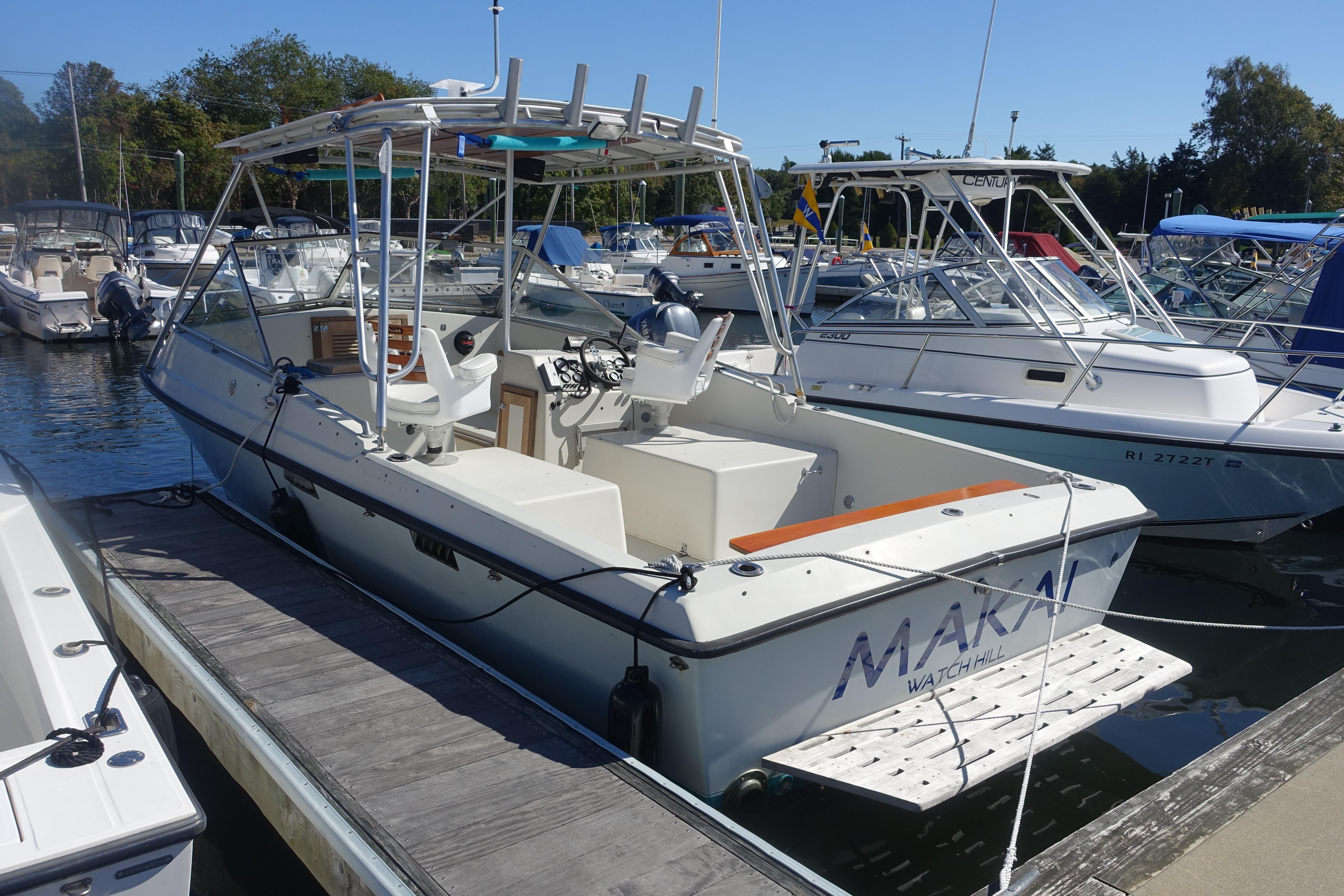 Chris Craft  Tournament Fisherman For Sale