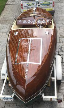 1950 Fairliner 17' Torpedo