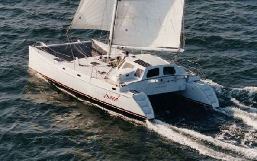 2011 Lombardi Atlantic 42