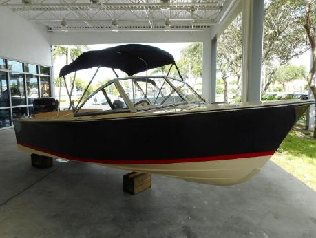 2018 Rossiter 17 Closed Deck Classic Runabout
