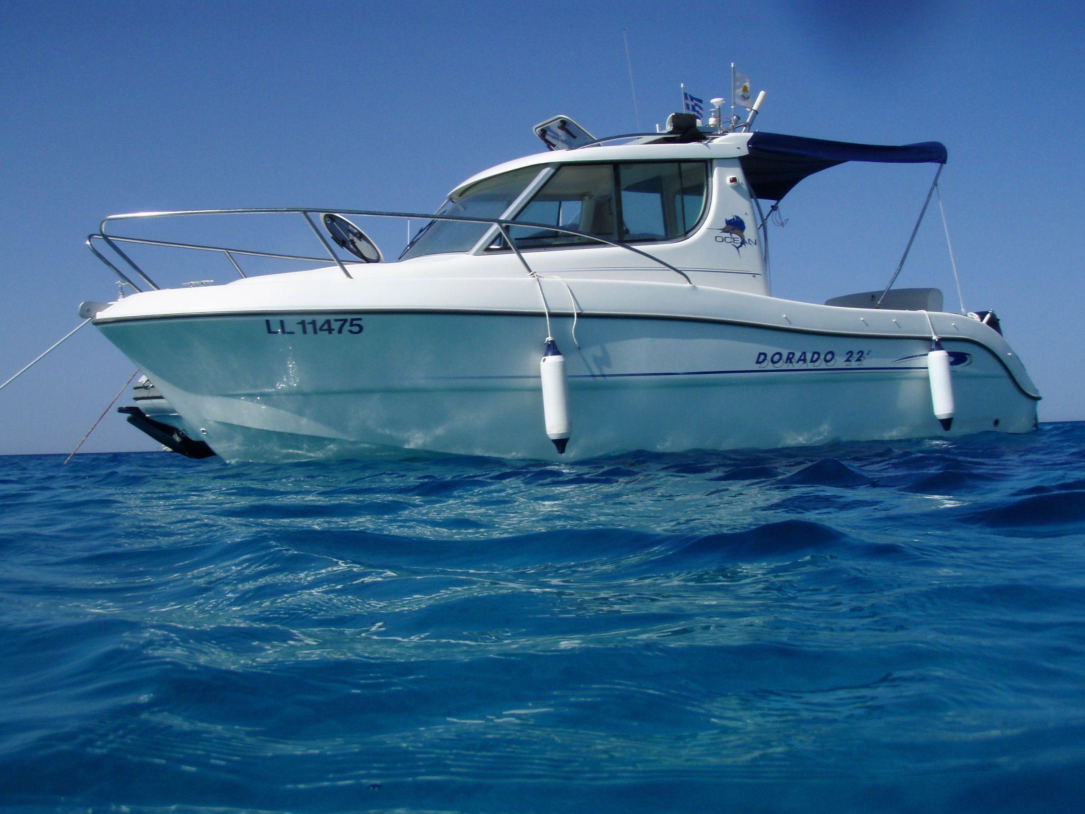 2004 Sessa Marine Dorado 22 Power Boat For Sale Www