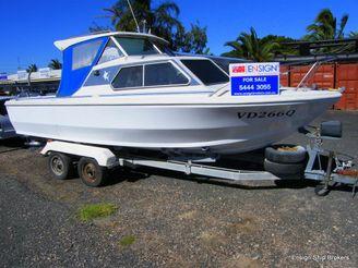 1975 Carribean 21' Cruiser