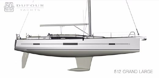 2015 Dufour 512 Grand Large