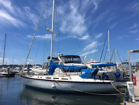 1987 Compass 47 Sloop