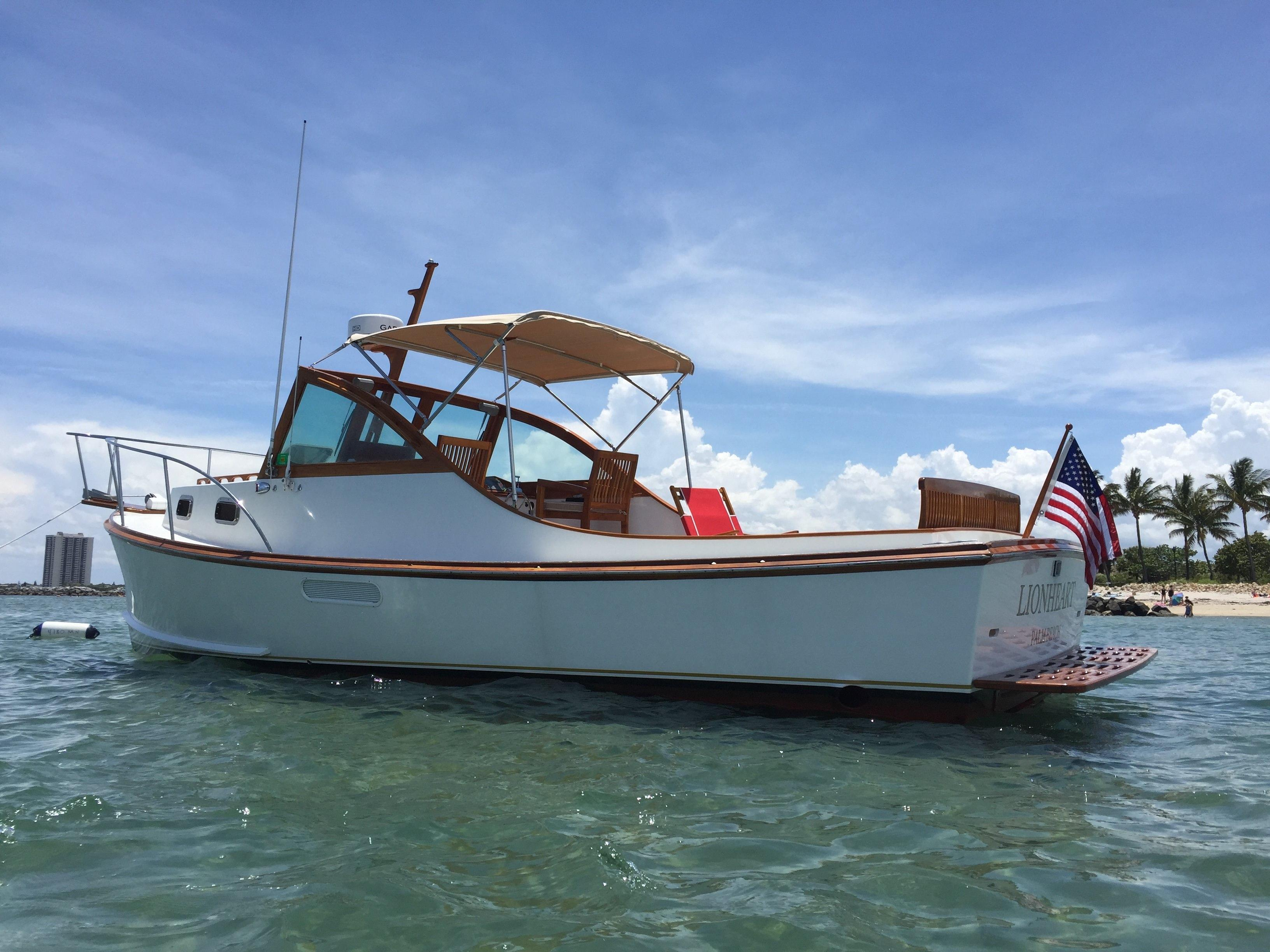 2003 Northern Bay Downeast Lobster Boat Power New and Used Boats for